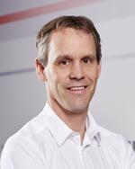 Johan Adamsson verantwortet das Sportmarketing bei Puma  Bild