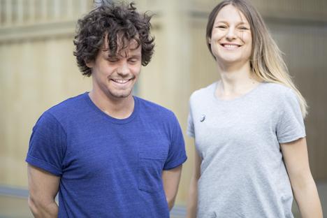 Sophie Schade und Axel Roitzsch von Agenturmatching melden einen starken Jahresauftakt (Foto: Agenturmatching)