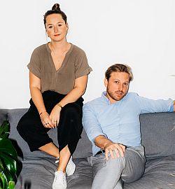 Julia Berger und Alexander Langer übernehmen die redaktionelle Führung (Foto: G+J)
