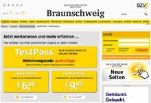 Braunschweiger Zeitung Stellt Auf Harte Bezahlschranke Um