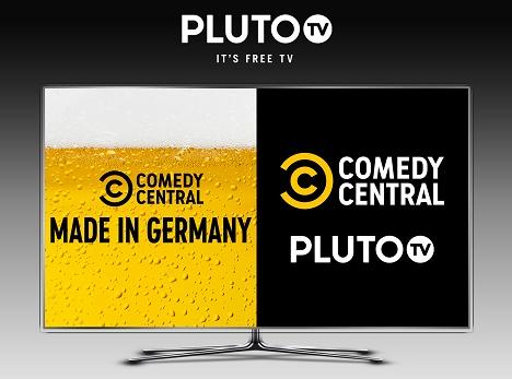 Pluto TV erweitert sein Angebot um Comedy Central-Kanäle (Foto: Viacom)