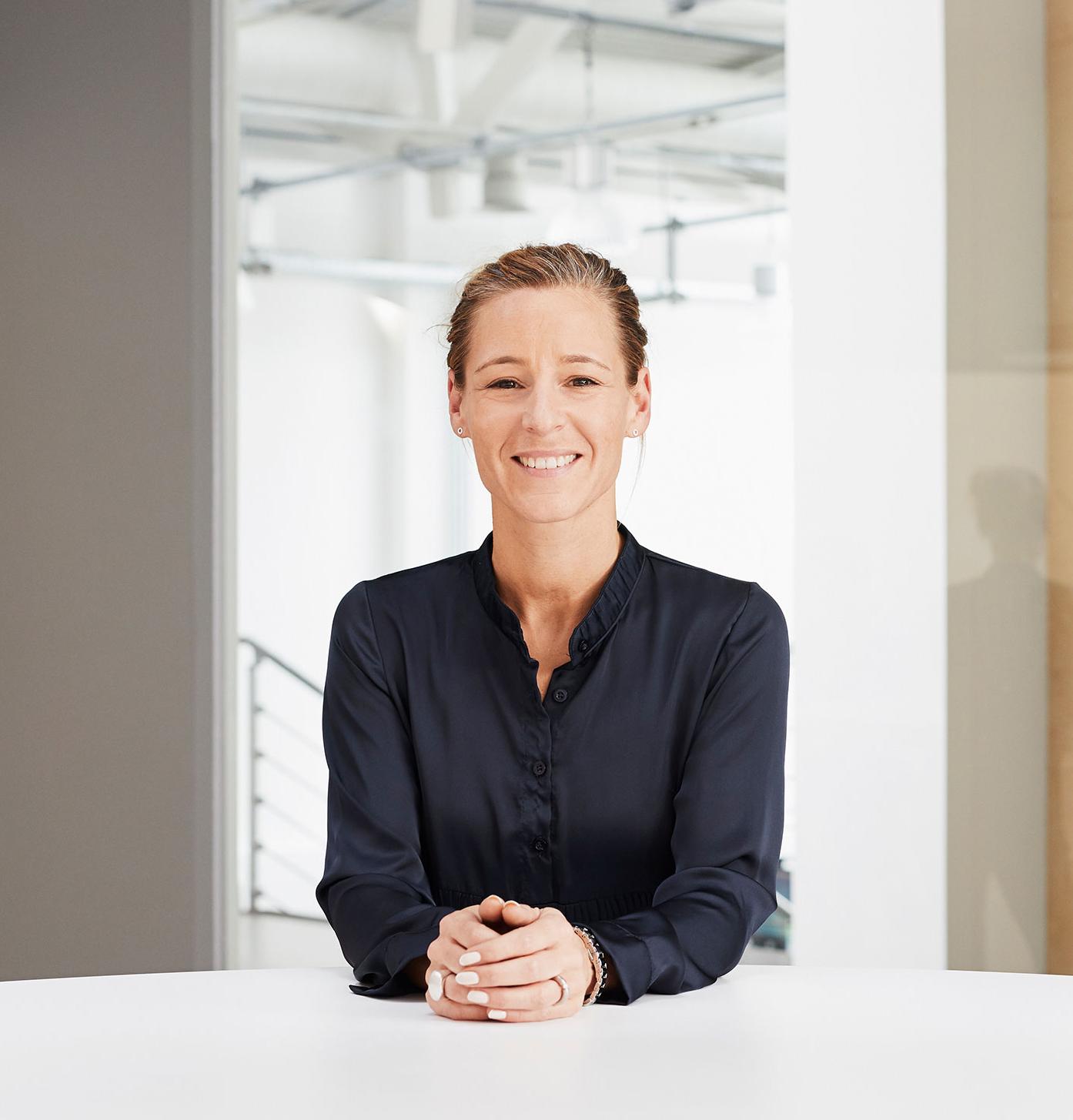 Andrea Schroeder steigt bei Crossmedia in die Führungsriege auf. (Foto: Crossmedia)