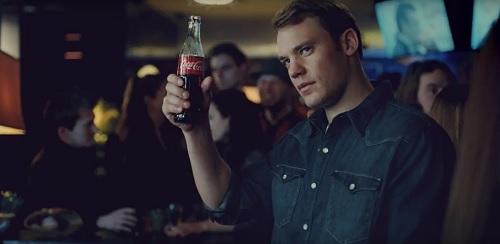 Manuel Neuer Coke Zero