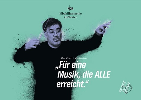 Mit acht Konzerten und zusätzlichen Gesprächs-Formaten im Rahmen eines dreiwöchigen Festivals gibt der NDR viel Raum, den neuen Dirigenten kennen zu lernen (Foto: Die KOREFE )