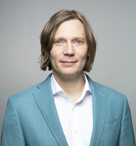Christoph Hausel, Co-Owner & Managing Director von ELEMENT C