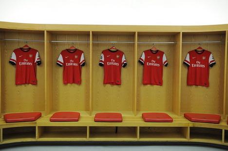 new styles 4cee3 f6e7e Fußball: Emirates verlängert Trikot-Sponsoring beim FC Arsenal