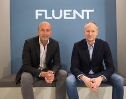Fluent-Führung: Andreas Bahr (Consulting und Media) und Géza Unbehagen (Strategische Beratung und Business Development)
