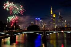 Roth & Lorenz inszeniert Bürgerfest zum Tag der Deutschen Einheit in Frankfurt Bild