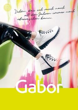 Gabor wirbt mit verschiedenen Motiven und erstmals seit einigen Jahren auch wieder im TV (Foto: Gabor)