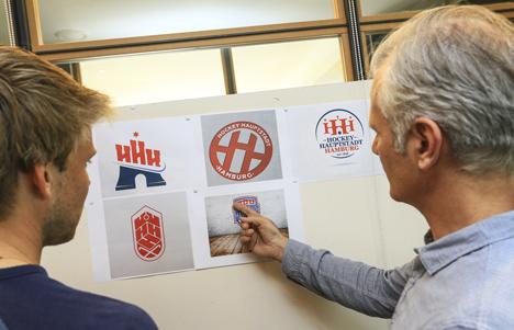 Hockey Hauptstadt Hamburg: Jung von Matt/sports und thjnk laden zur Logo-Abstimmung ein Bild