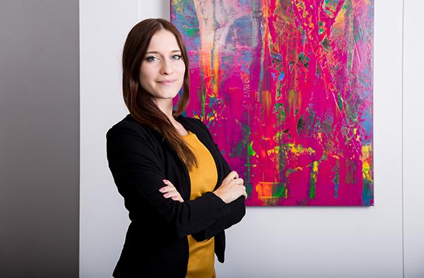 Jana Eschweiler übernimmt Teamleitung Marketing & Sales Communication bei TWT Interactive Bild