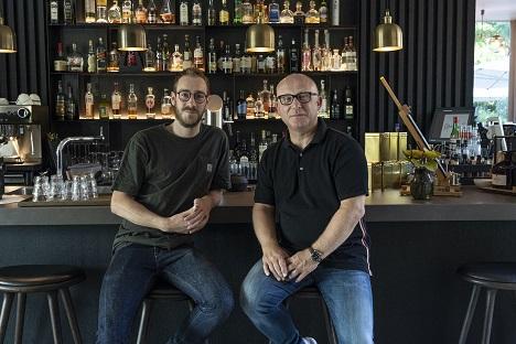 Freuen sich über den Hamburger Agenturableger h/Beat: Martin Kleinberns (Geschäftsführer h/Beat) und Thomas Hans (Geschäftsführer Husare) (Foto: h/Beat)