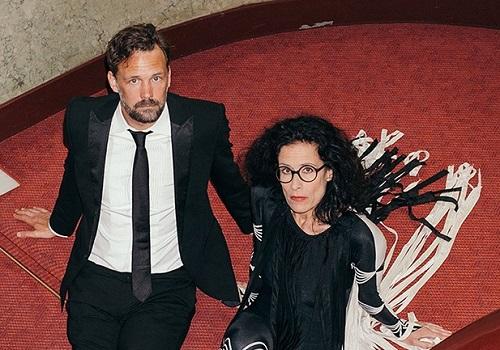 Die neue Karl Anders-Kreativspitze: Lars F. Herzog und Claudia Fischer-Appelt (Foto: Karl Anders)