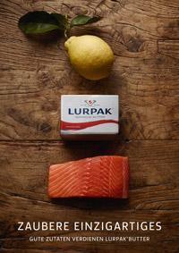 Wieden & Kennedy bringt Buttermarke Lurpak auf dem deutschen Markt Bild