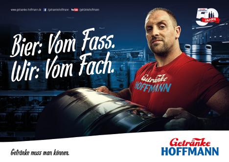 Grey Berlin startet Imagekampagne für Getränke Hoffmann