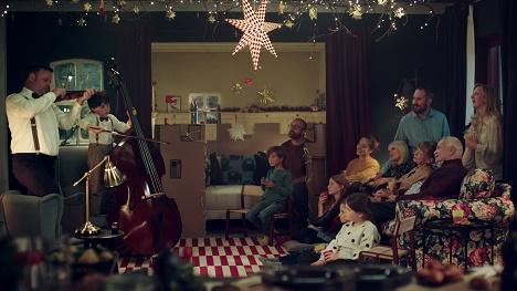 Ikea Weihnachten.Thjnk Und Ikea Improvisieren Zu Weihnachten