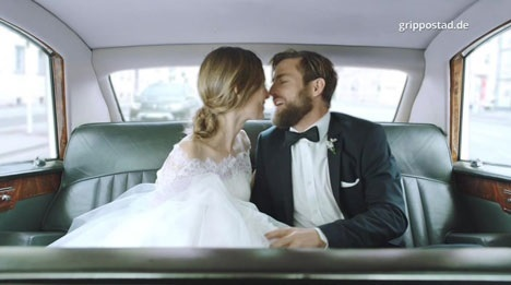 Sieger-Spot 'Just Married': Stada sorgt mit Grippostad Complex für ein Happy End (Foto: Stada)