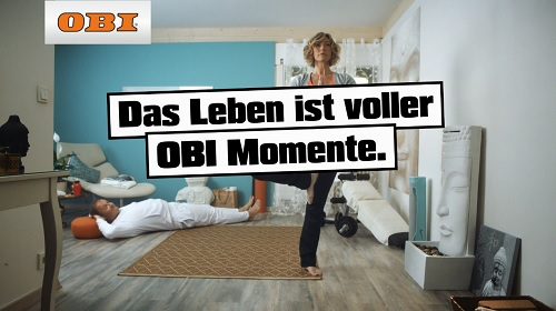 Obi und JvM/Elbe bringen Besondere Momente ins Fernsehen Bild