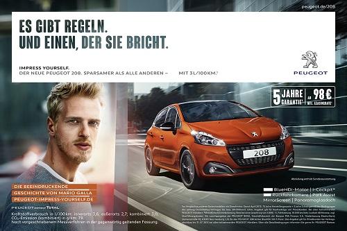 Peugeot und Havas launchen Online- und Testimonial-Kampagne  Bild