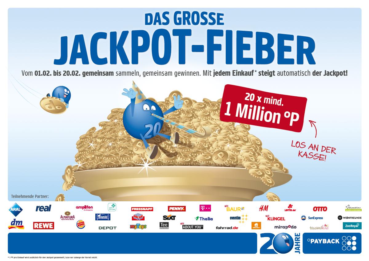 Jackpot Fieber Payback