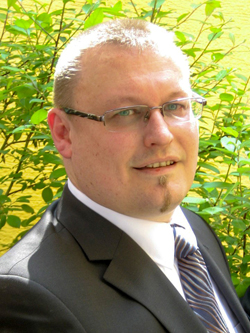 Andreas Mayer grüßt jetzt als Senior Marketing Manager bei der SEP AG – (Foto: SEP AG)
