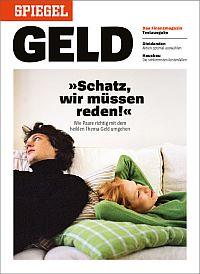 'Spiegel Geld' (Dummy-Cover)