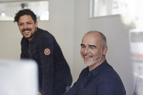 Freuen sich über das Neugeschäft: Wieland Schmoll (links) und Clemens Meiß, beide geschäftsführende Gesellschafter von Get the Point (Foto: Get the Point)
