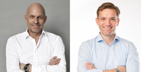 Christian Paavo Spieker ist seit 2017 CEO der Advertising Unit von diva-e, Sirko Schneppe ist seit 2016 Founder und CSO der diva-e Platforms (Fotos: diva-e)