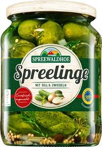 Die Spreelinge nach dem Markenrelaunch der Marke Spreewaldhof im neuen Design (Foto: Spreewaldhof)