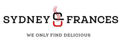 (Logo: Sydney & Frances)