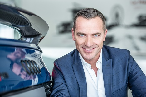 "Henrik Wenders steuert als Senior Vice President ""Marke Audi"" die Bereiche Brand Strategy, Customer Insights, Brand Communication sowie Digital, Experiential und Sports Marketing (Foto: Audi)"