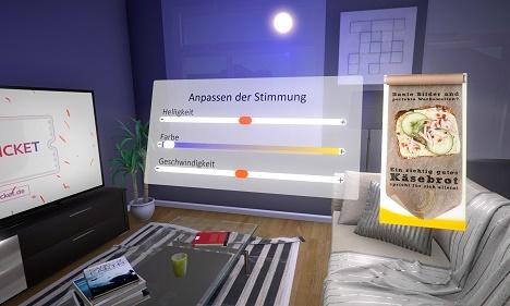 verbraucher nehmen werbung im smart home umfeld positiv wahr. Black Bedroom Furniture Sets. Home Design Ideas