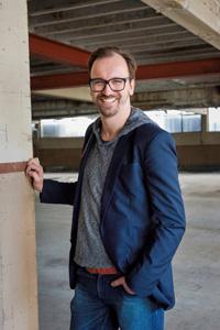 Strichpunkt mit neuem Beratungs- und Strategiechef Christian Wolf Bild