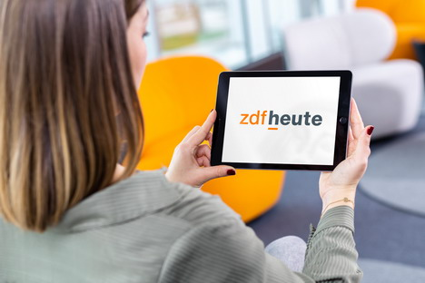 Den Relaunch setzte das ZDF zum Großteil aus dem Home Office um. (Foto: ZDF/Jana Kay)