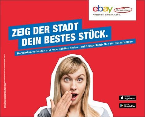 Ebay Kleinanzeigen Werbung