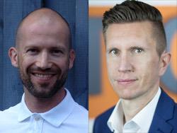 Frank Trimborn und Mathias Kossmann leiten den Ausbau des Kölner Büros von anyMotion (Foto: anyMotion)