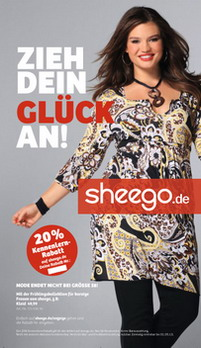 Sheego Startet Kampagne Mit Red Monkeys