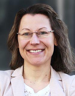 Michaela Steinhauser spricht für den Anzeigenblatt-Verband (Foto: BVDA)