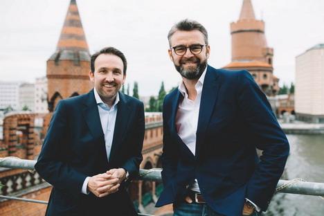 v.l.: Alexander Kiock und Lars Lehne (Foto: Syzygy)