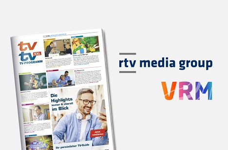 Die rtv media group und VRM intensivieren ihre Zusammenarbeit im Bereich TV-Supplementz (Foto: rtv media group)